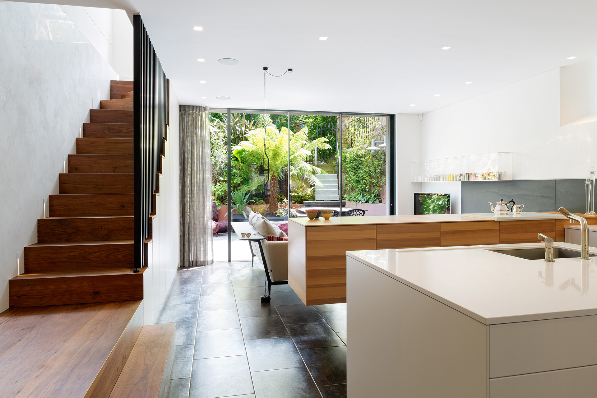 Studio 29 residential architects garden holland park 2
