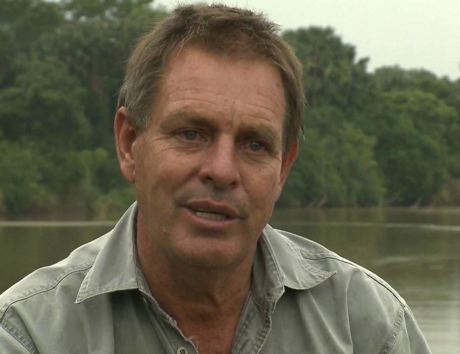 Ian Craig    Chairman of Northern Rangelands Trust