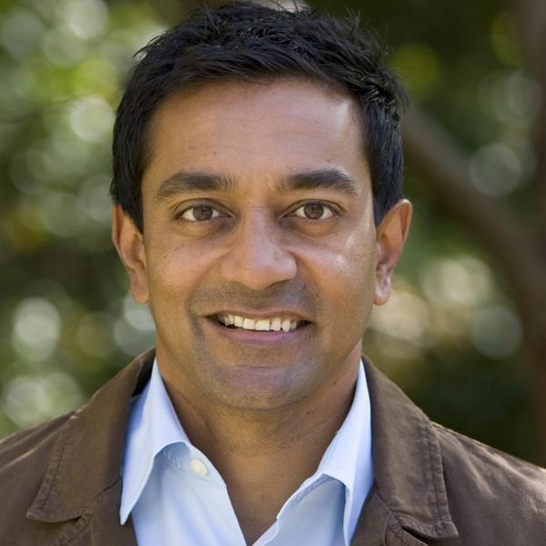 M Sanjayan    CEO Conservation International