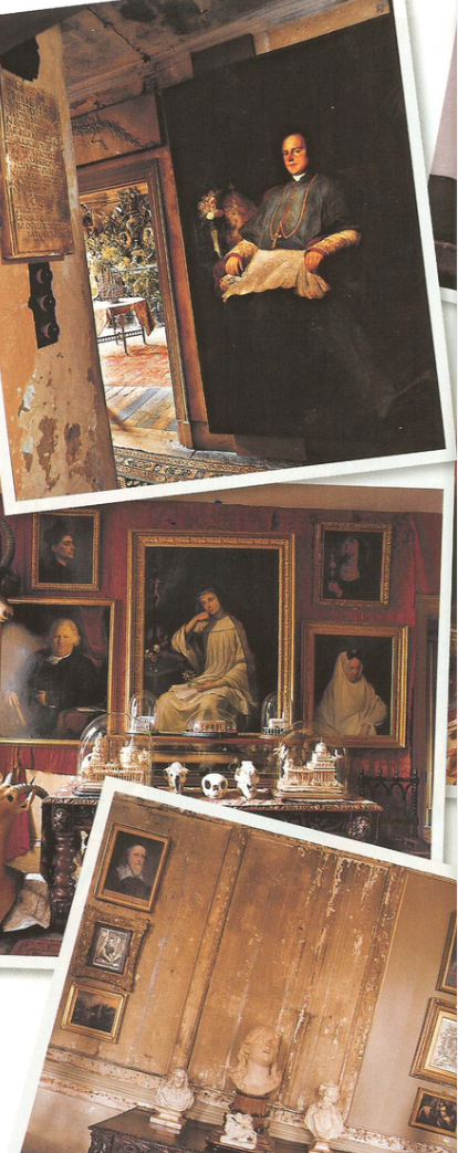 Malplaquet House photo by Derry Moore for Departures magazine London's House of Wonders, article by Christopher Mason