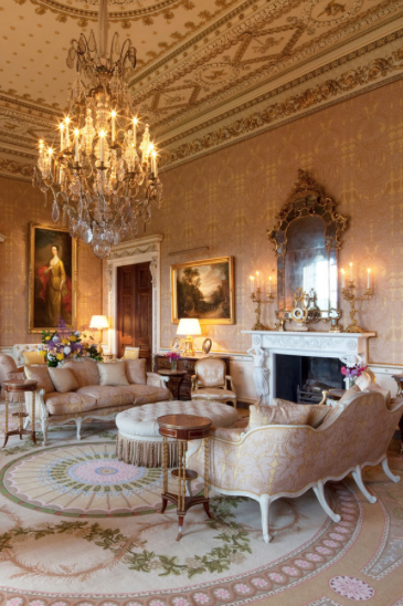 The Gold Drawing Room