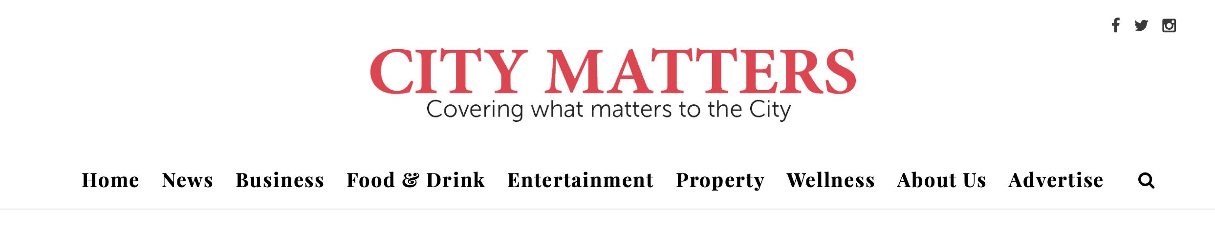 City Matters - May 2019