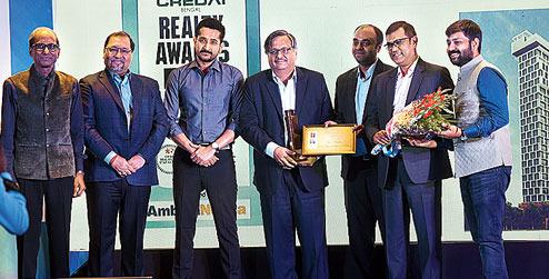 Orbit Group at Realty Awards
