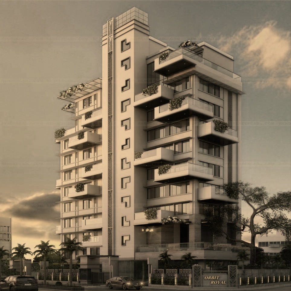 ORBIT ROYALE - Oct 2016 | Raja Santosh Road, Kolkata