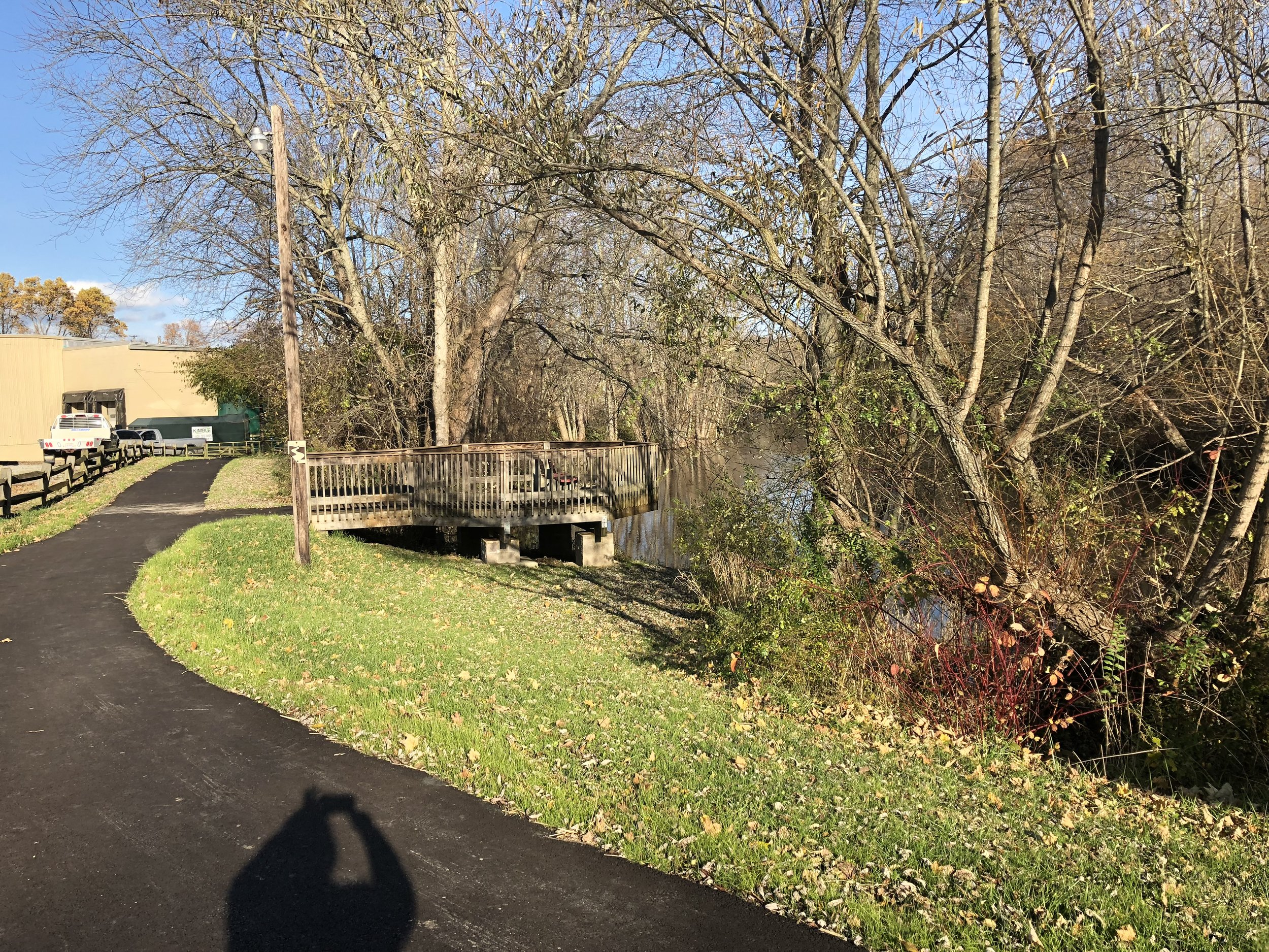 In 2018 the Buchert Walking Trail project was completed.  DMRC was highly involved in the writing of the Ohio Department of Natural Resources Nature Works grant for the project and paid the required 20% Matching Funds.
