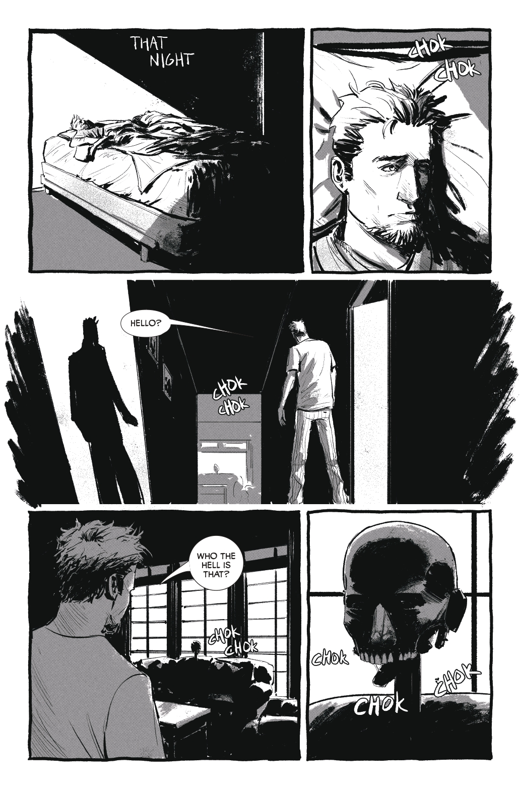 Mandible; Page 2