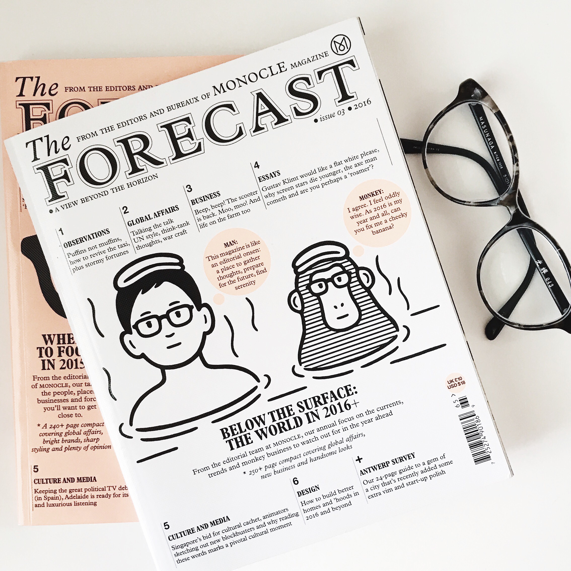 The Forecast, by Monocle