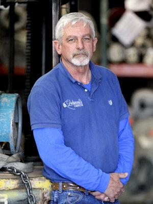 Rick Whitam   Warehouse Manager 757-509-4102