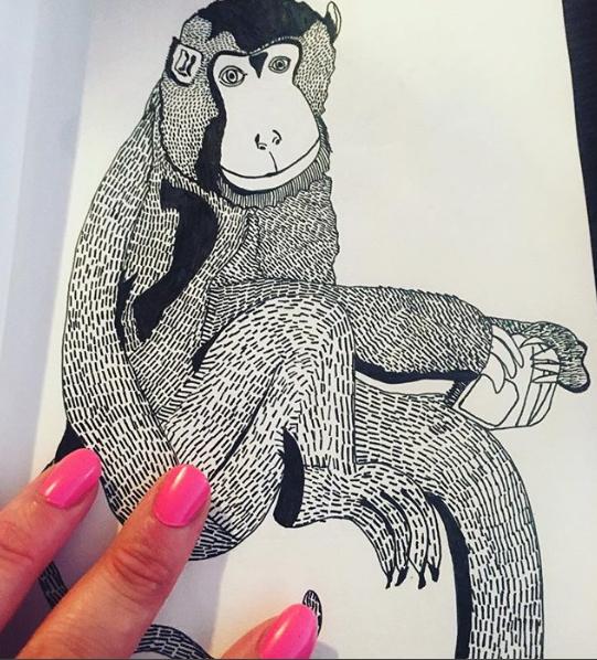 Malaysian Monkey...