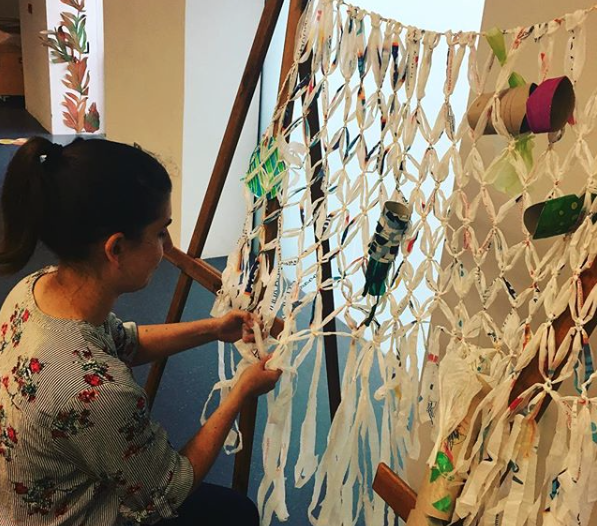 I facilitated a workshop with fellow designer Ani Passarelli as  AtoV Collective  for  World Oceans Day  at the  National Maritime Museum .