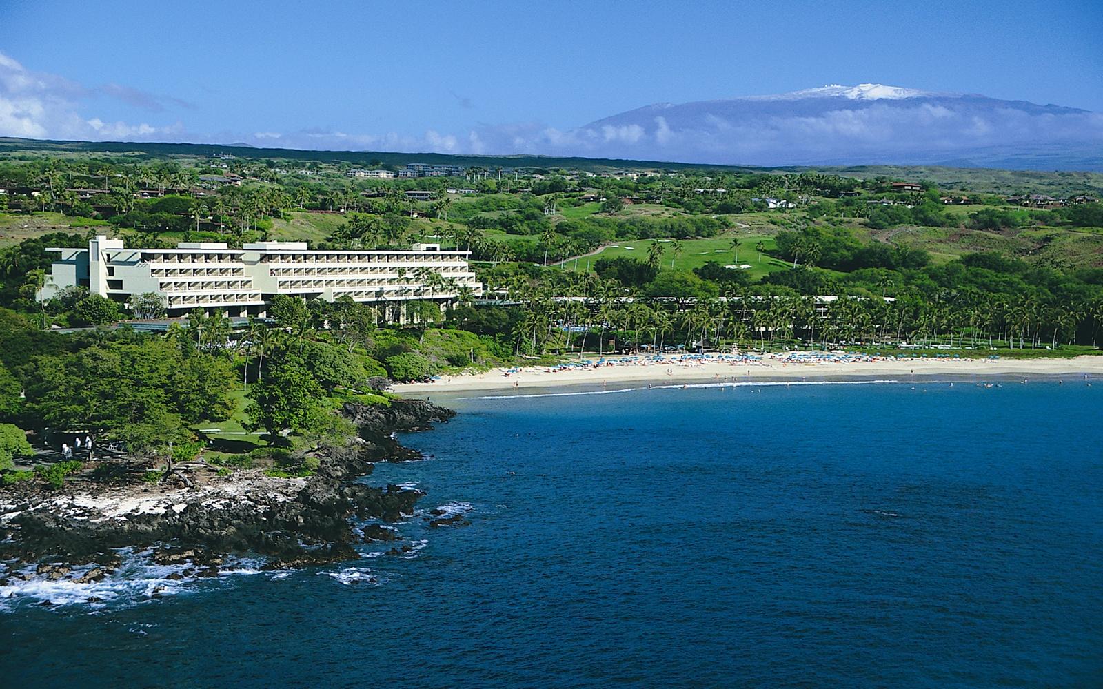 mauna kea beach hotel -