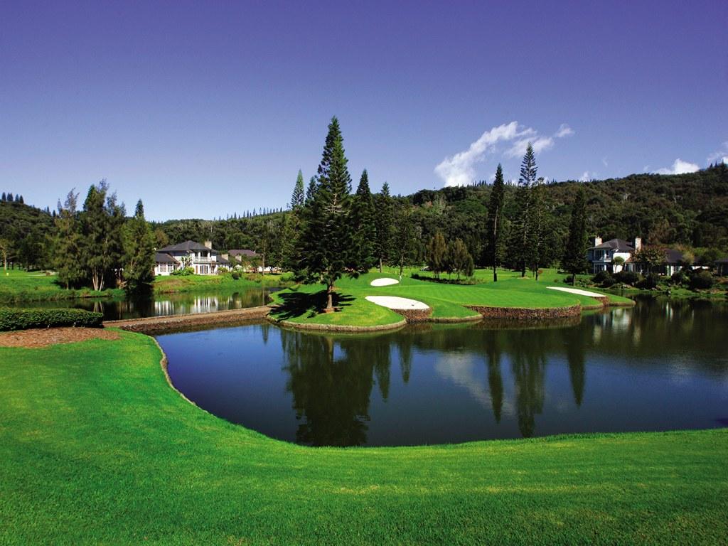 Four Seasons Resort Lana'i at Koele -