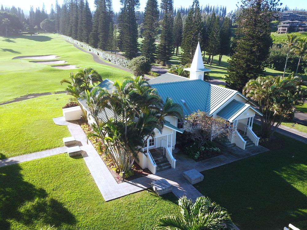 steeple house -