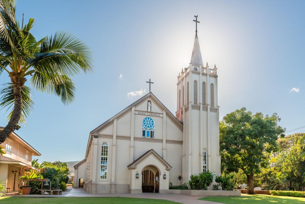 MARIA LANAKILA catholic church -