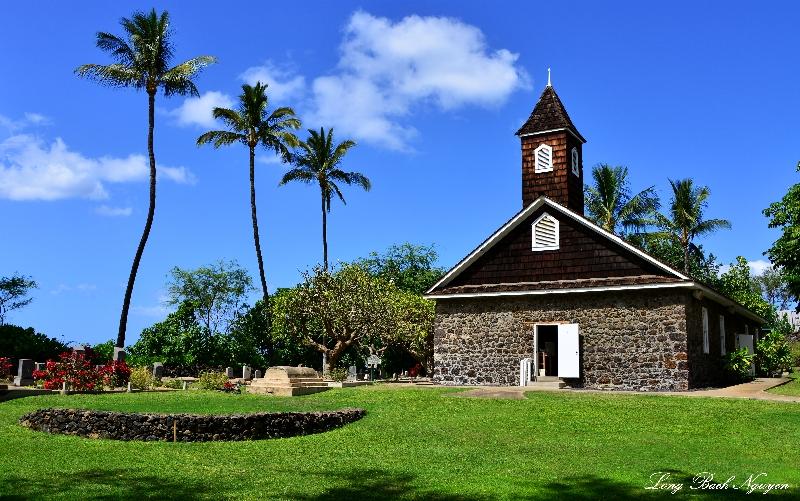 KEAWALA'i congregational church -