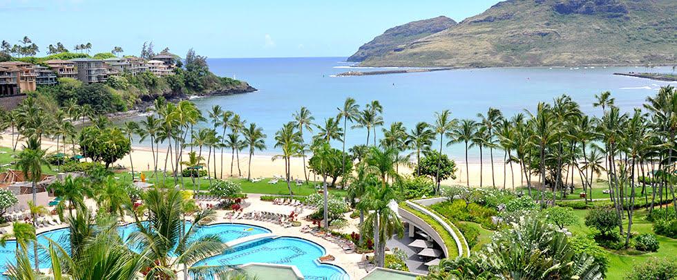 kaua'i marriott resort -