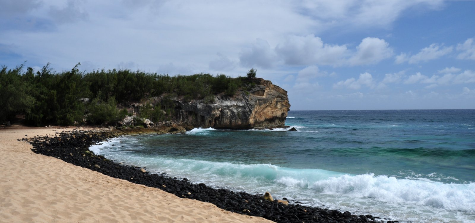 shipwreck beach -