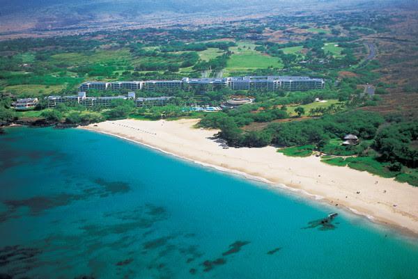 mauna kea beach -