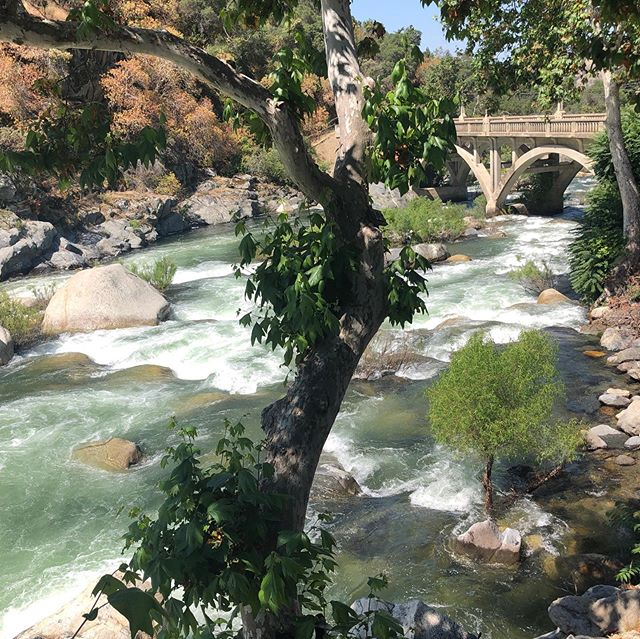 The three forks run through our little village of Three Rivers, The Gateway to the Sequoia National Park-  come see us #threerivers #sequoianationalpark #kingscanyonnationalpark #rafting #hiking #mountainbiking #fishing #www.sequoiapacificholidayhomes.com #airbnb #expedia #vrbo