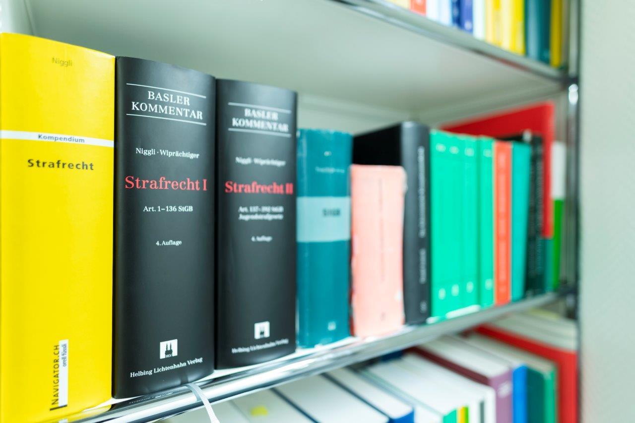 Rechtsgebiete -