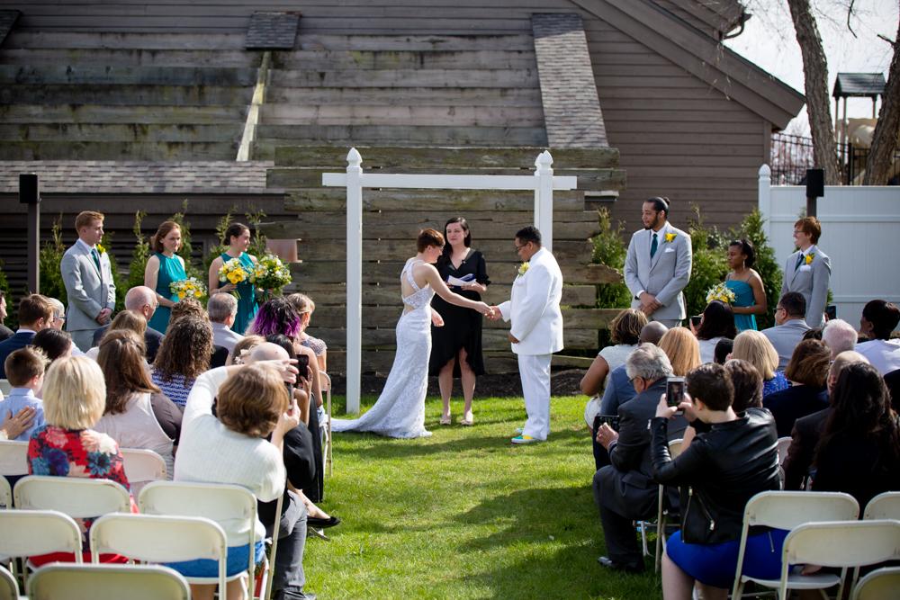 same sex wedding photographers, lesbian wedding columbus, watersedge event venue, columbus wedding photographers, same sex wedding ohio