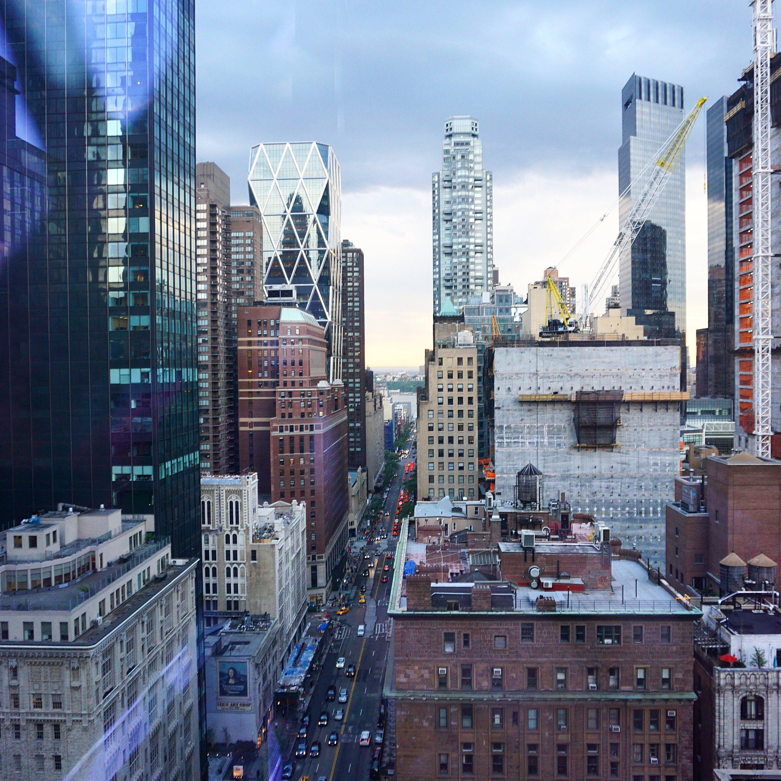 new york city, park hyatt