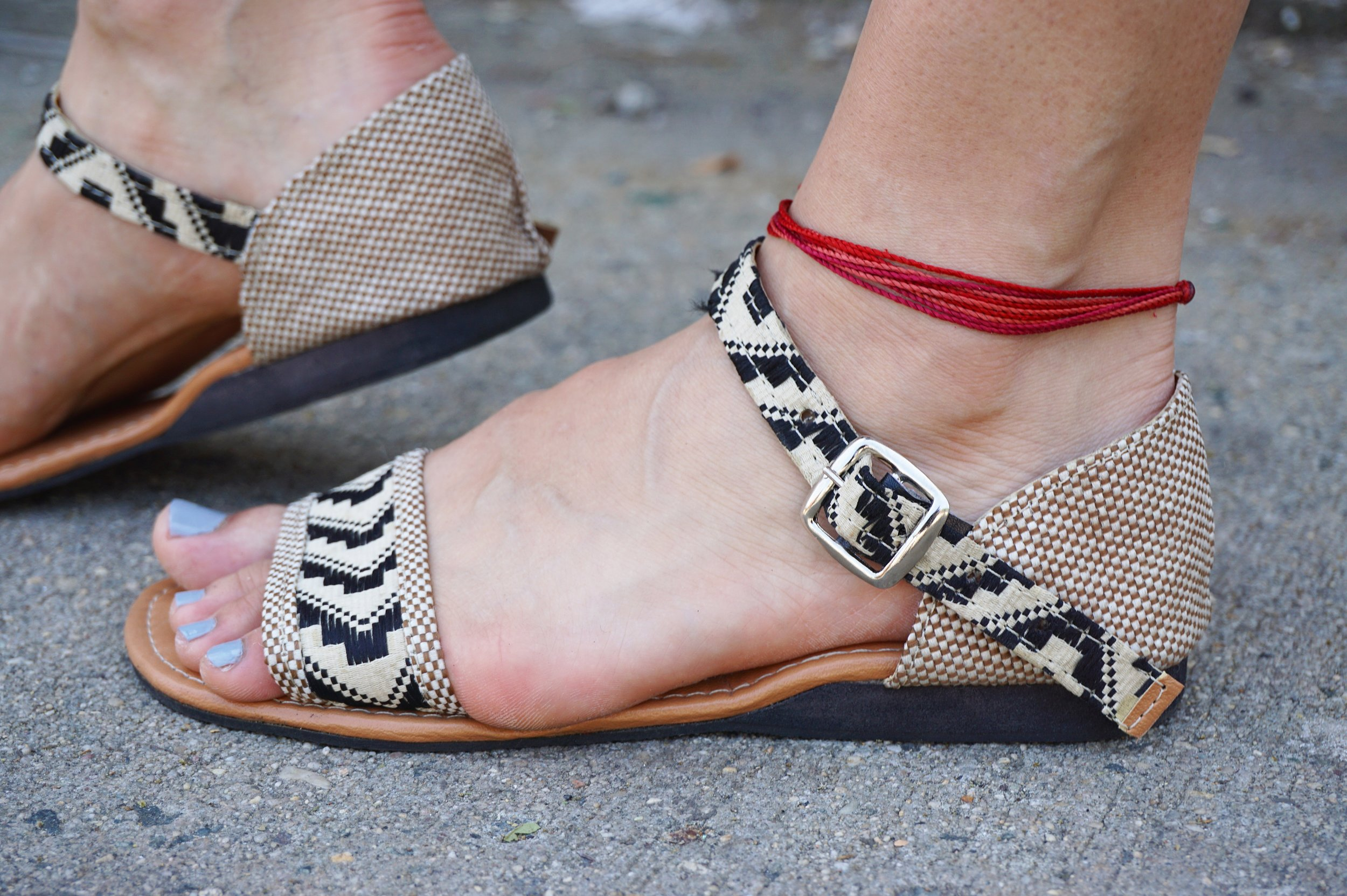 sandals from colombia