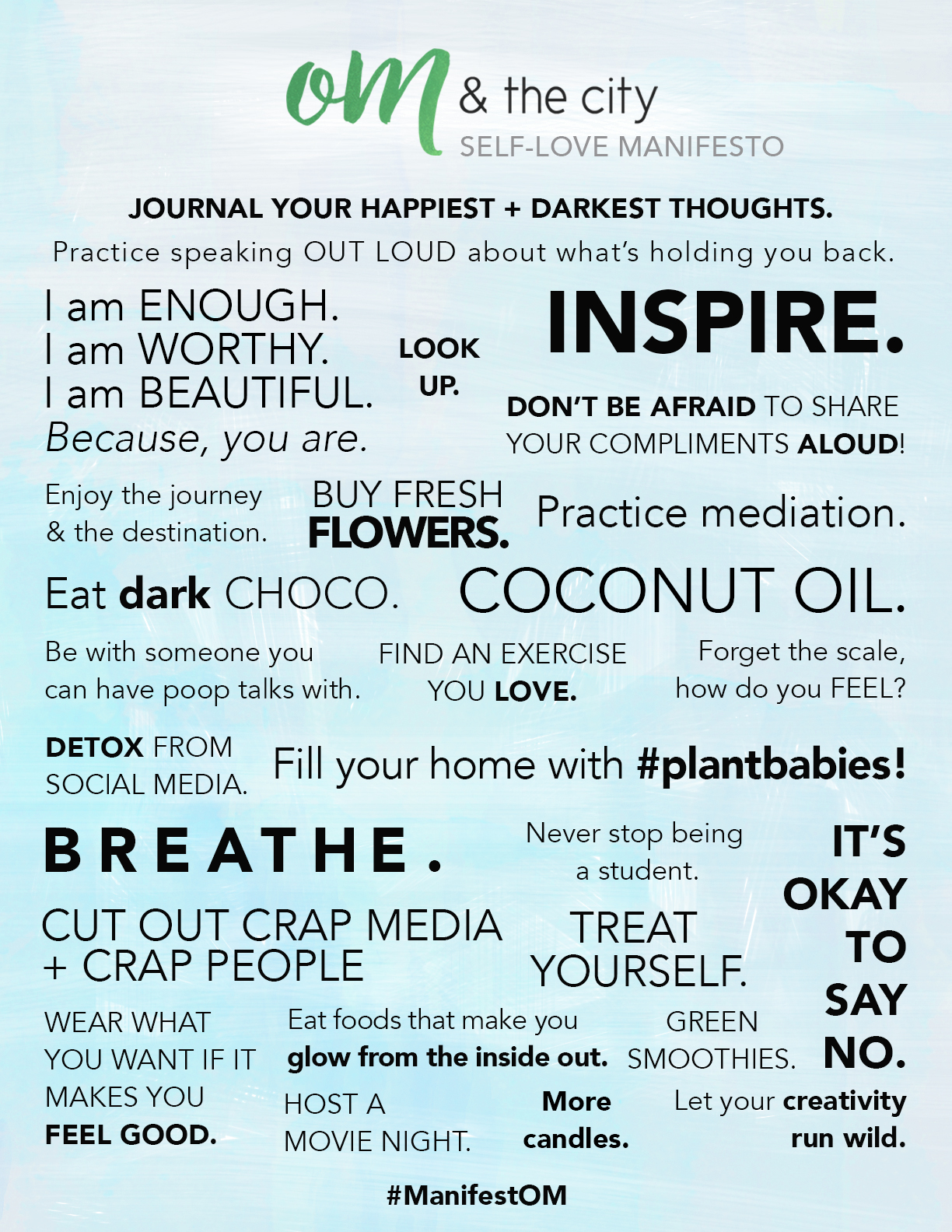 self_love_manifesto