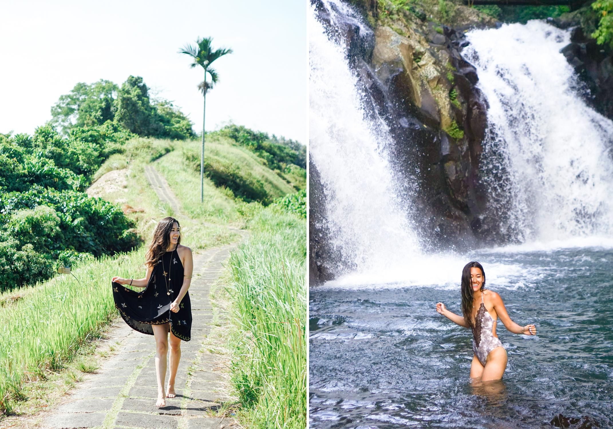 Ubud AlingAling Waterfall