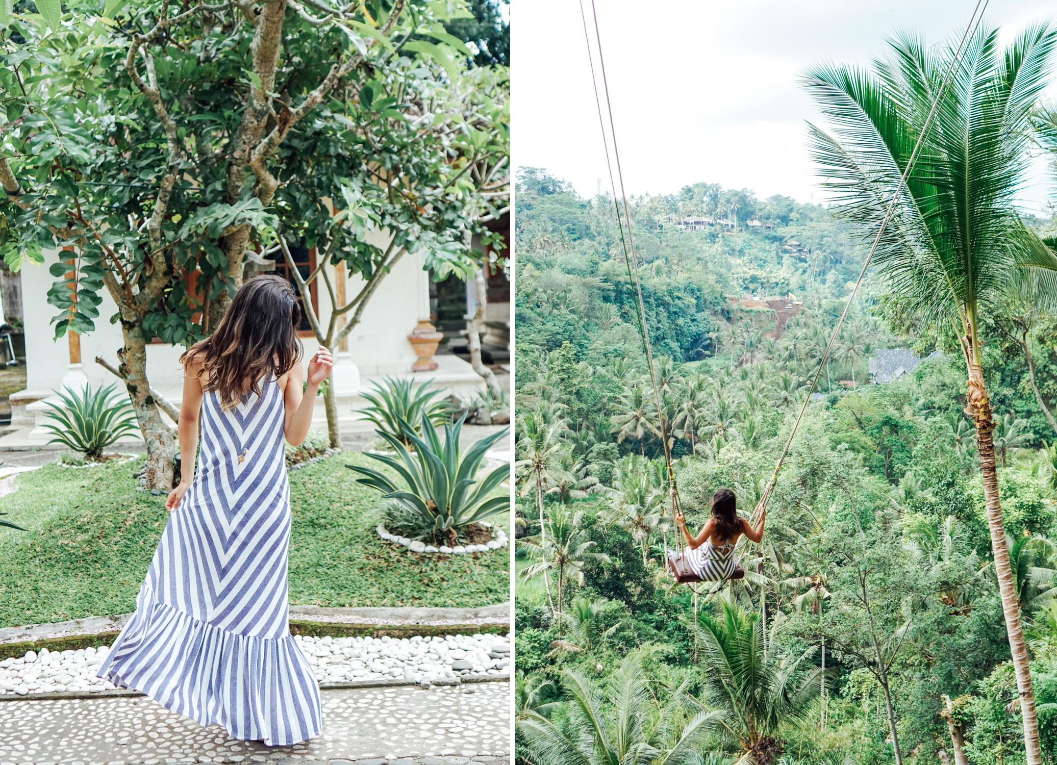 Bali Travel Guide: Ubud, Bali Swing