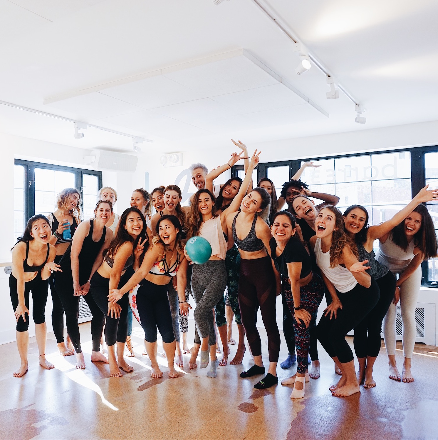 barre3 birthday party
