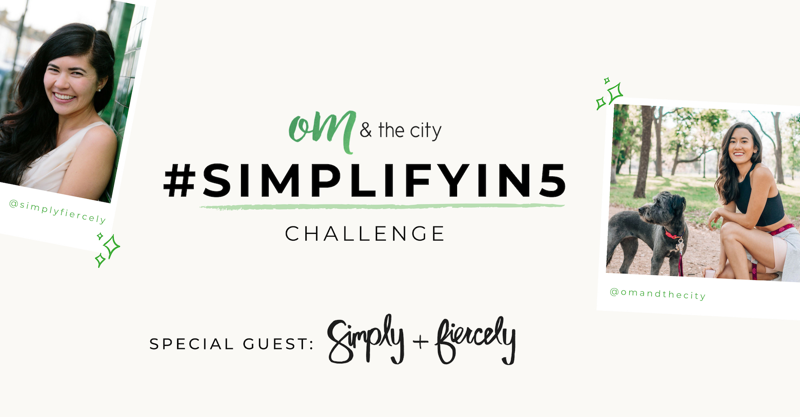 simplify in 5 challenge