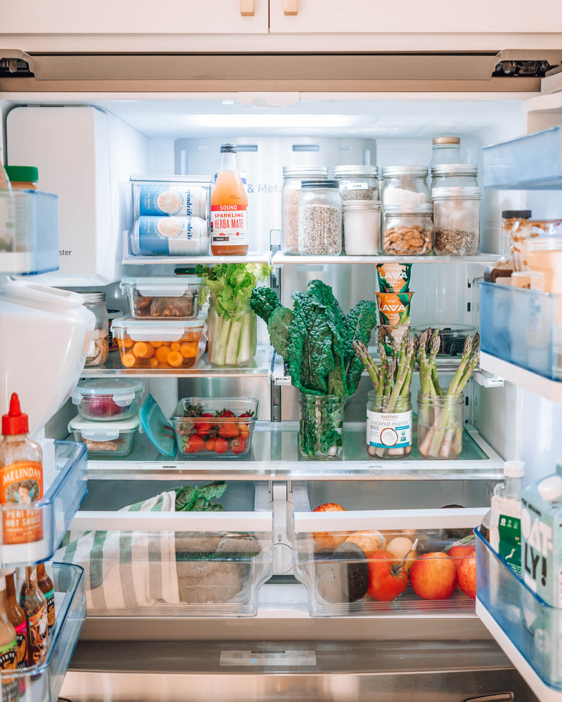 Simple Fridge & Pantry Ideas to Reduce Food Waste — Om & The