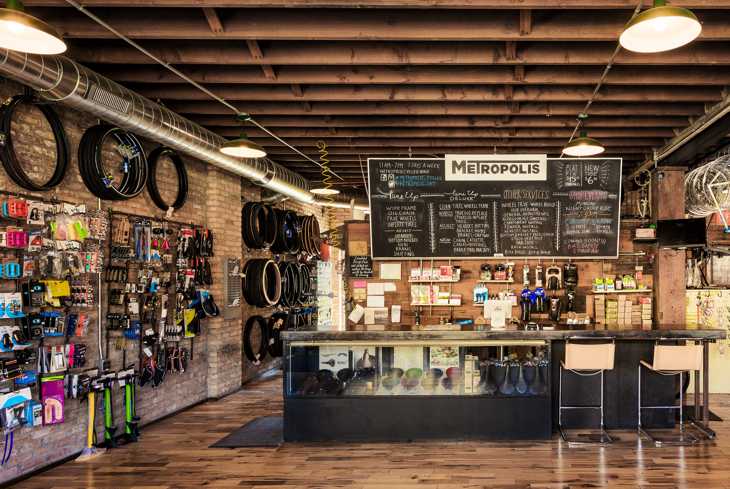 Metropolis Cycles - Metropolis Cycles is a bicycle shop committed to providing the best possible customer service to help people find the right bicycle / accessory / service to match their cycling style.