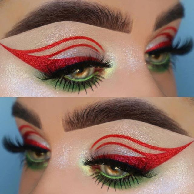 After 2 painful weeks of being hacked, WE ARE BACK BITCHESSS ❤️ With this KILLER look from @raphaelamua using our YASS lashes 🔥 🔥  #BEAUBEAUTY