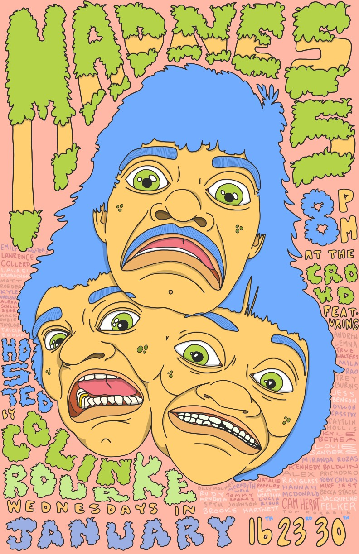 Poster Art - Tobias Childs