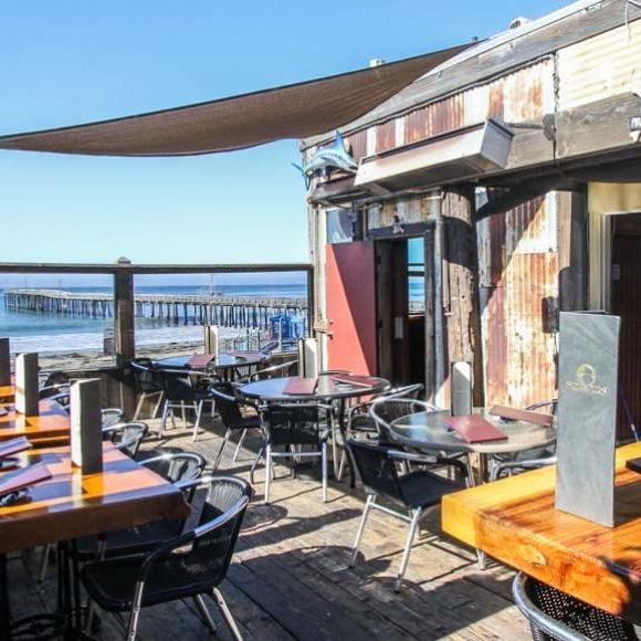 SCHOONERS - Full service restaurant and bar.Mon-Thurs: 11am to 9pmFri-Sat: 11am to 10pm171 North Ocean Avenue 805-995-3883brendan@schoonerswharf.com