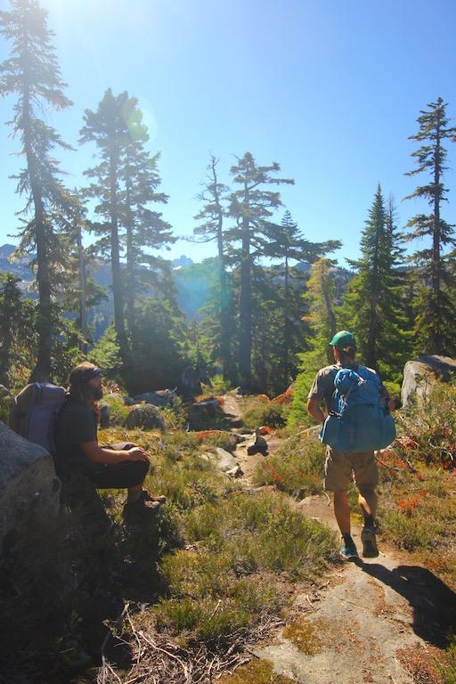 8 hour hiking tour -
