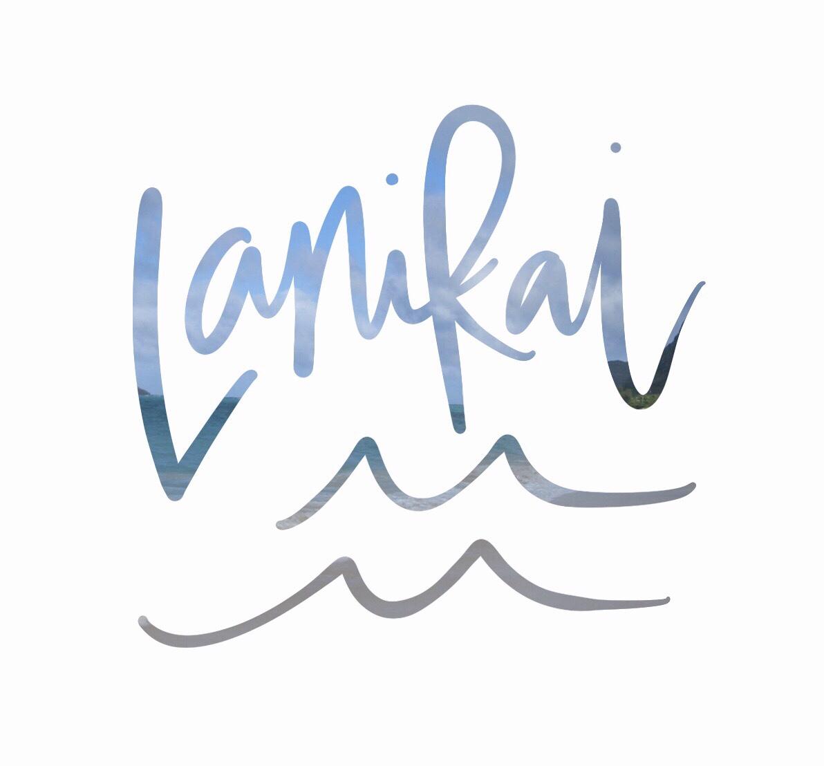 Lanikai is actually a town adjoining Kailua, on SE Oahu.