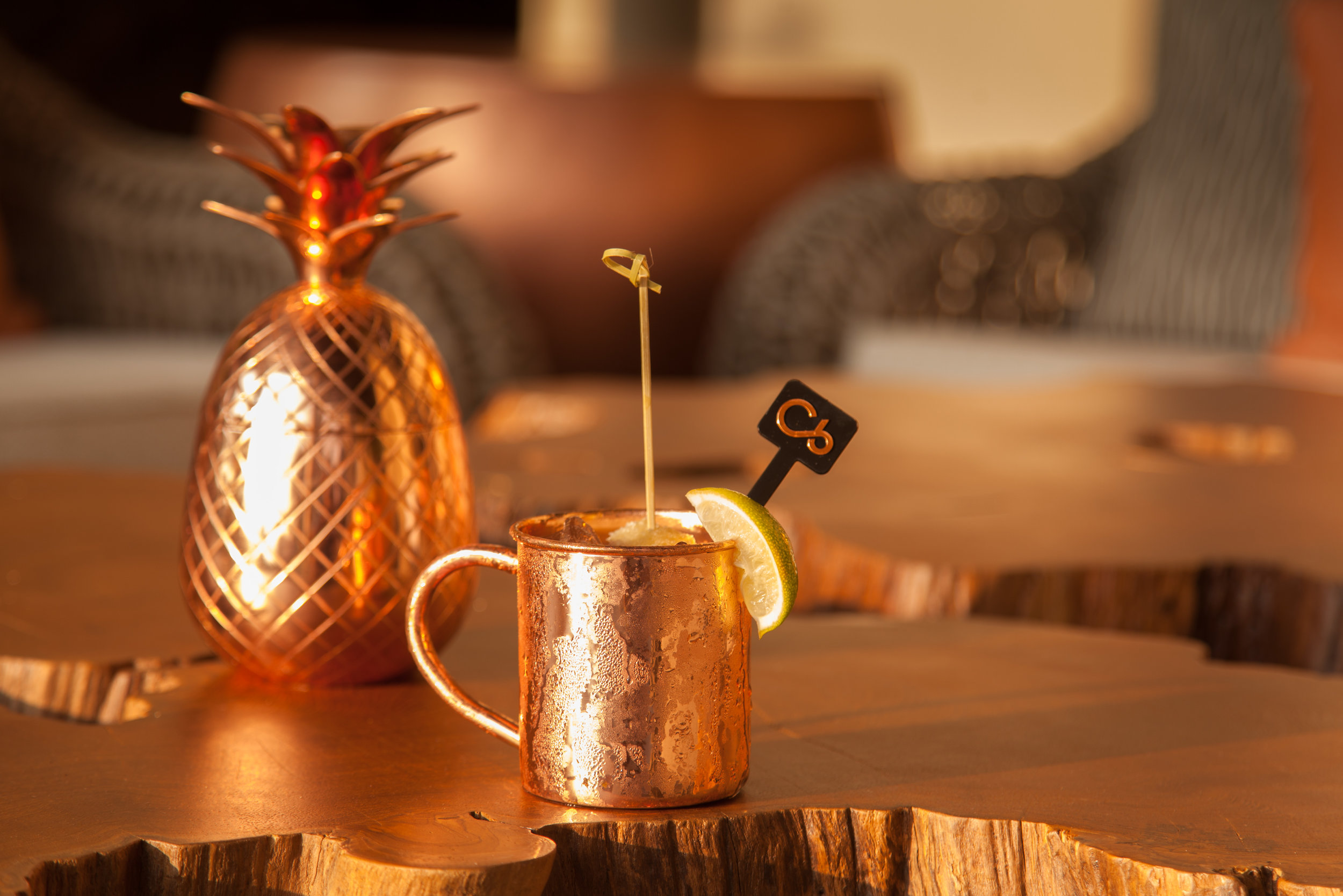 Enjoy the Mauna Kea Mule at the Copper Bar and enjoy the lovely Hapuna Beach sunset.