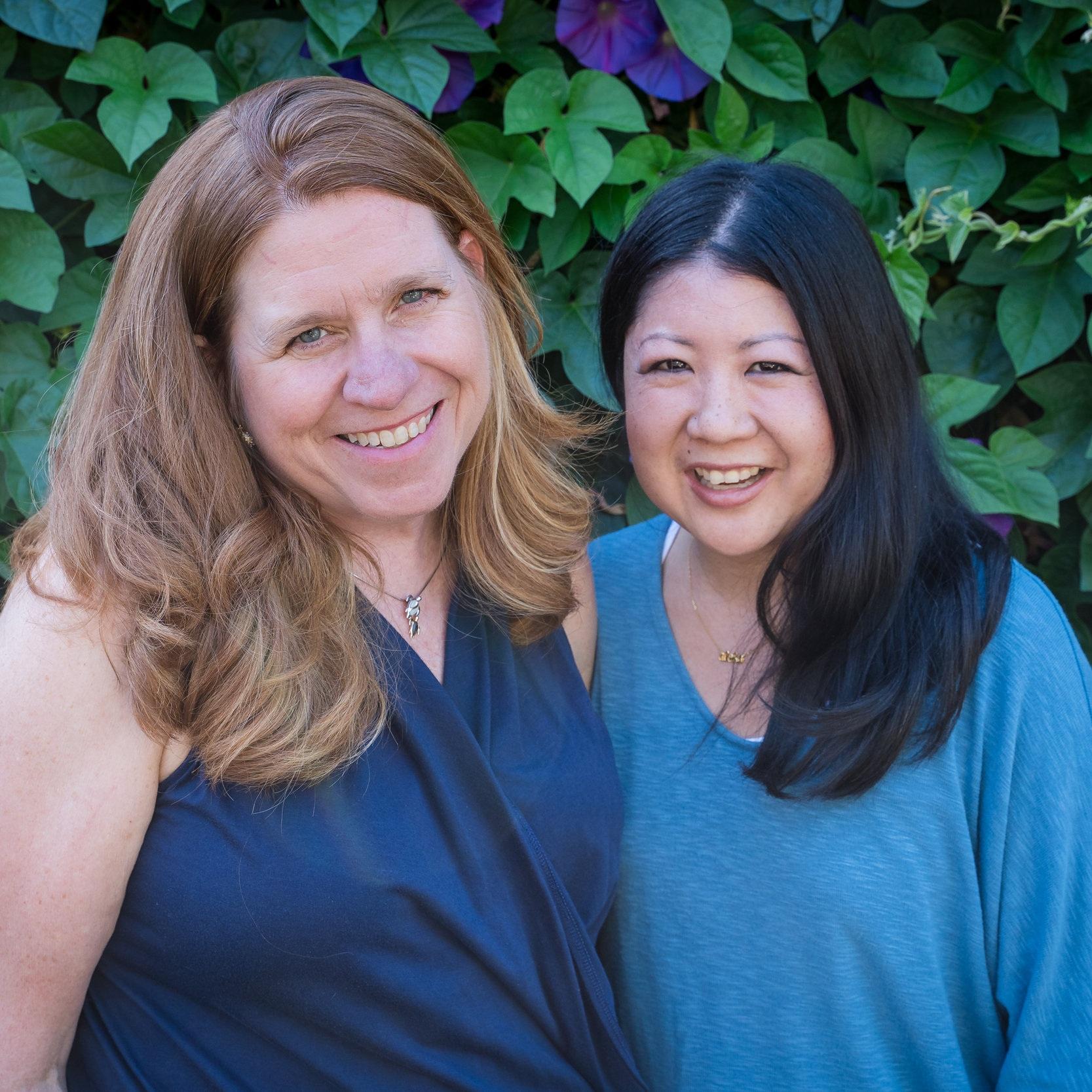 Vanessa fiske and lori shen, founders of she lives aloha