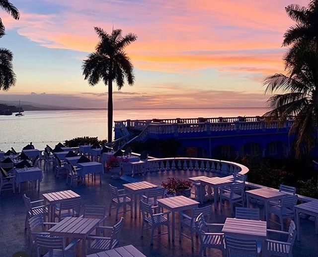 🌴 Working on a romantic getaway for clients and had to share the always dreamy @thejamaicainn! 😍  An easy ✈️ from CLT, this resort and its staff create a magical experience that have people dreaming of their return! Island lifestyle at its best. 🌺