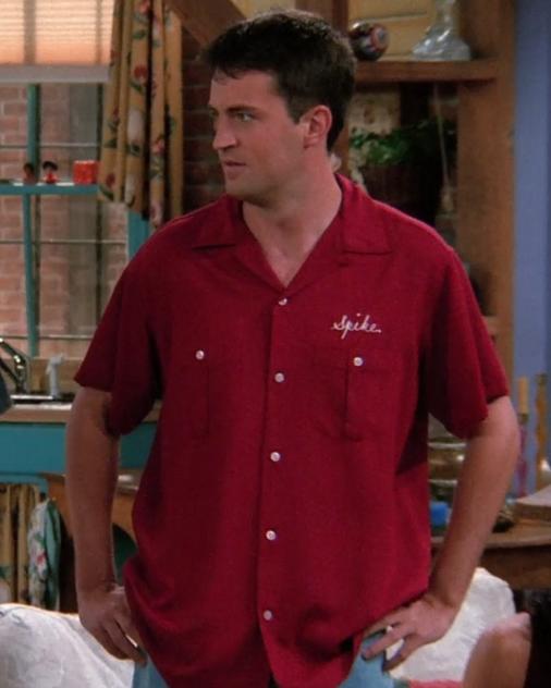 chandler-red-bowling-shirt