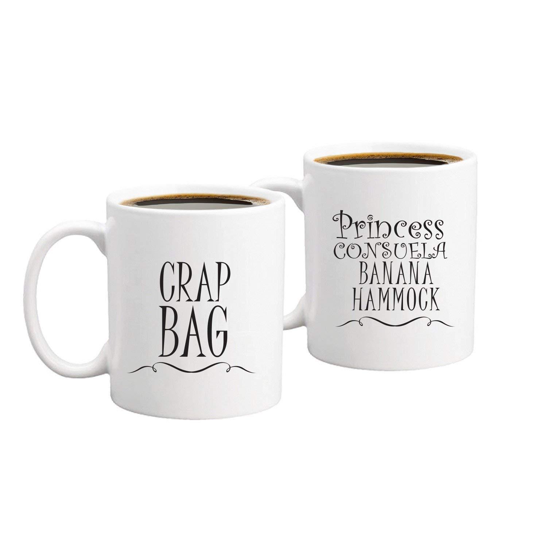Princess Consuela & Crap Bag