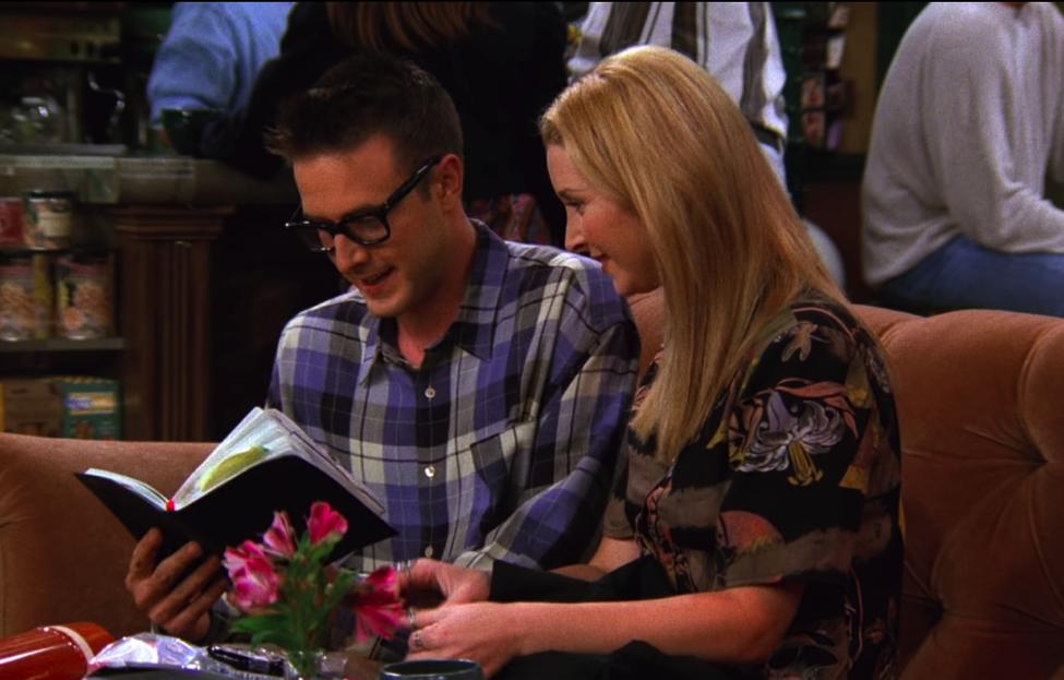 David Arquette is stalking Phoebe! / Handbag Marinara / @handbagmarinara
