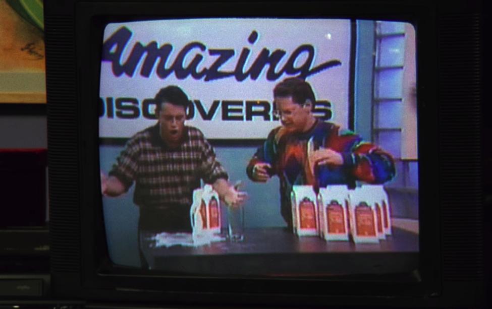 joey amazing discoveries infomercial milkmaster 2000