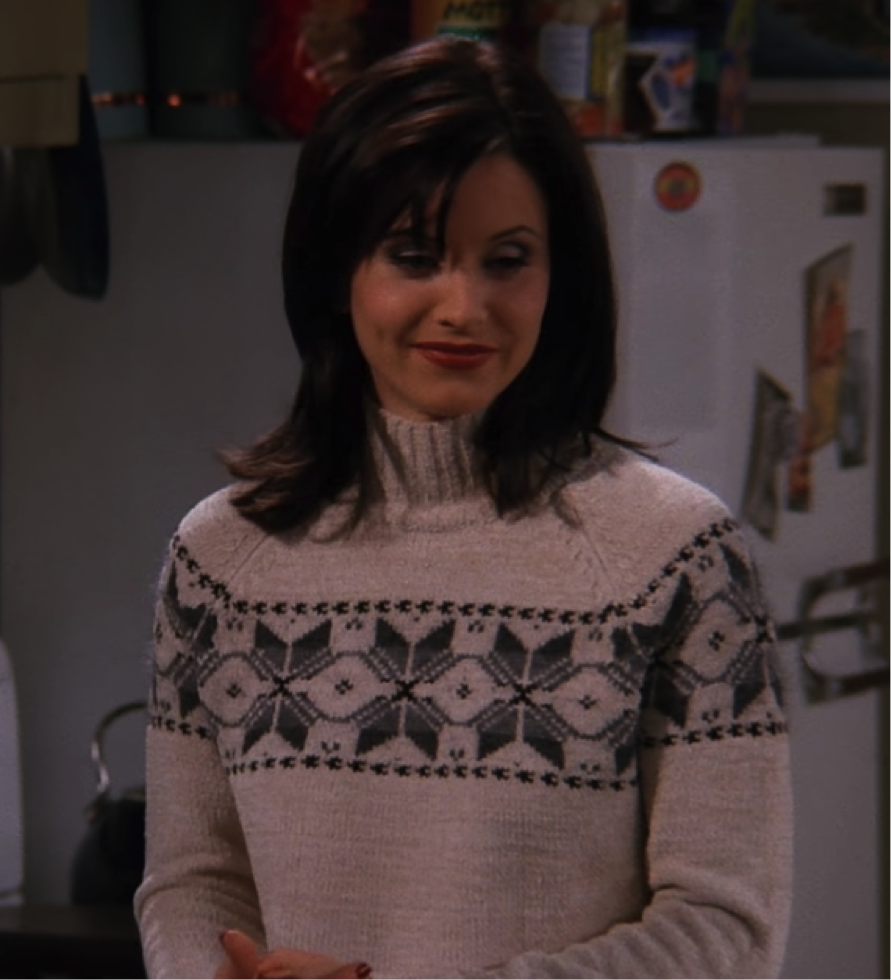monica winter sweater