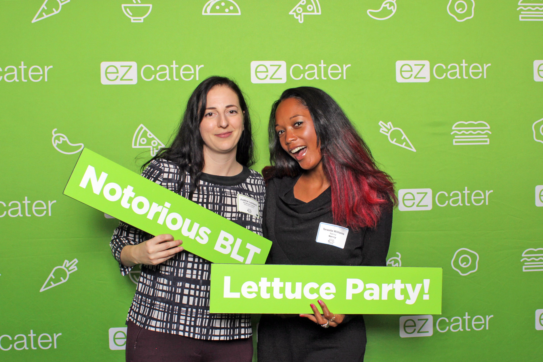 Naperville EZCater Lettuce Party
