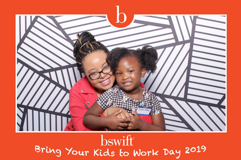 Bswift Bring Your Kids to Work Day 2019