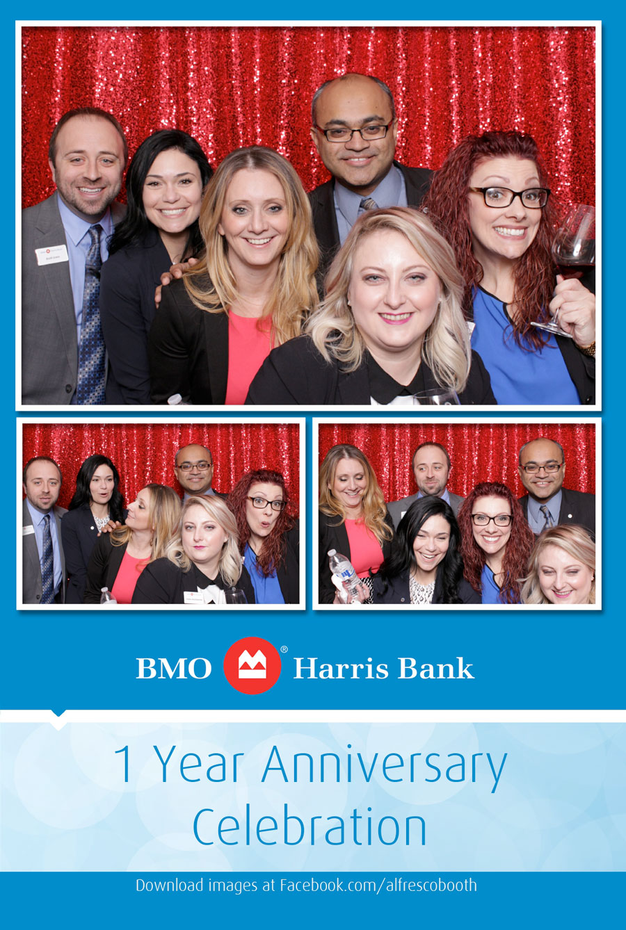 BMO Harris Bank 1 Year Anniversary Celebration